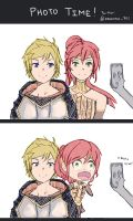 RWBY - Photo Time! by anonamos701