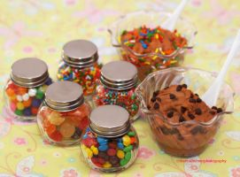 Edible Cookie Dough (w/recipe) by theresahelmer