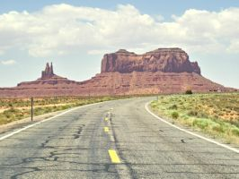 Monument Valley, AZ by mzager