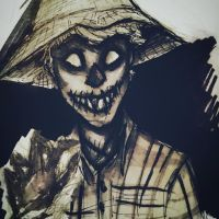 Creepy Scarecrow by Radioactive1713