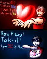 Give my Heart by mchectr
