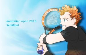 Tennis: Fourth Time Lucky by 32929wt