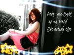 .:Baby You Light Up My World Like Nobody Else:. by FlameHitachiinSuoh