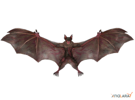 REUC - Zombie Bat by deexie