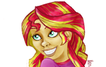 Sunset Shimmer (sweet) by Tastes-Like-Fry