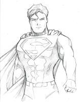 DC P01 Superman by Reiver85
