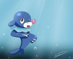 Popplio - The Water Starter by GdGreat