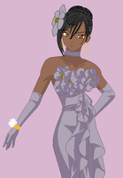 Prom Girl Mercedes by CosmoGurl713