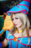 Cosplay Dark Magician Girl 3 by Itzilli