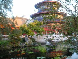 Epcot by morphinetears36