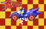 Speed Racer Sonic by NIBROCrock