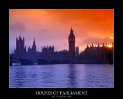 Houses of Parliament by Whippeh