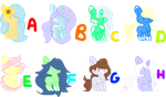 10 points Lunar Adopts! [OPEN!] by Yoshisohappy