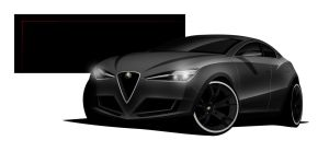 Alfa Romeo 199Gt by Ghost21501