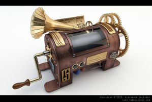 Phonograph by Galevskiy