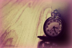 Time left by regineanastacio