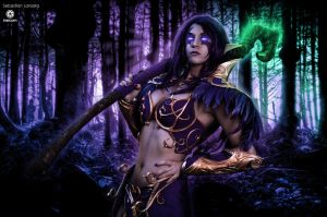 Nigh Elf  from WoW by Baku-Project