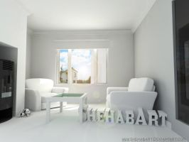 My 3D Room by Shehabart