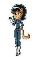 Kitty Katswell by ninpeachlover
