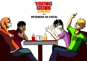 YGL: Business as Usual by EzzyAlpha