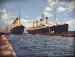 Even In Death, We'll Never Part by RMS-OLYMPIC