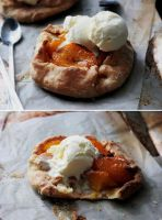 Cardamom Peach Galette by sasQuat-ch