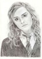 Hermione Granger by miriamuk21