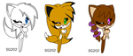 Chibi Adoptables by Sonicgenerations202