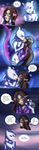The Past with Mewtwo part 7 by Crystal-Dream
