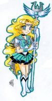 Sailor Galatea -chibi- by nephrite-butterfly