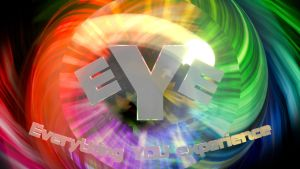 EYE Logo Everything YOU experience by Voleuro