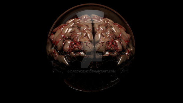 The Brain by DaddyDe187