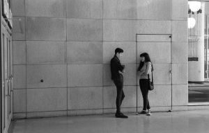 Posture Convo (Leica 7) by jesseboy000