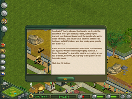 A message from Zoo Tycoon by darkkiller101
