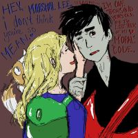 Hey Marshall Lee! by Candy-Leptic
