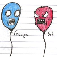 Bob and George by MrSpiffy71810