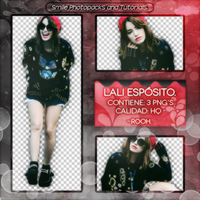 +Photopack png #392 {Lali Esposito.} -Rooh by SmilePhotopacksAndT