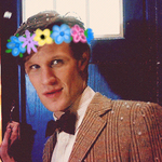 Eleven with a flower crown by TSH4ever