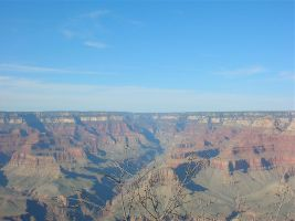 STOCK Grand Canyon3 by EscapeFromWonderland