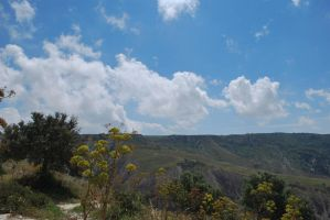 Cyprus mountains by ReneHaan