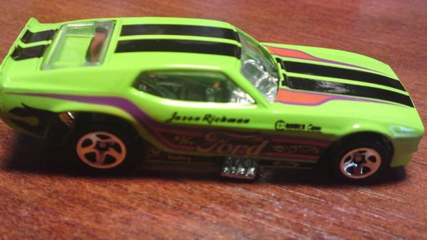 HW '71 Mustang Funny Car by Ratibor31