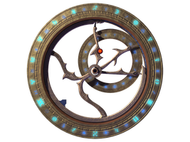 The Astrolabe by Maiamimo