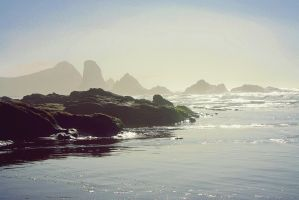 Newport, Oregon by MalunkeyDaMonkey