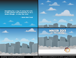 SC838 - Six Months Ago by simpleCOMICS