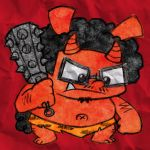 Ray the Oni by Cattype