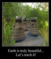 Not Exclusive to Daleks by madaigual