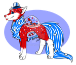 4th July Globe Canine adoptable auction - OPEN! by xKarka