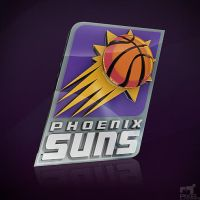 NBA Team Phoenix Suns by nbafan