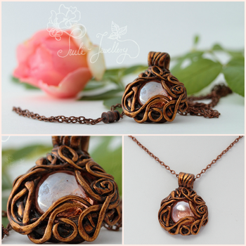 Woodland Knots by Tuile-jewellery