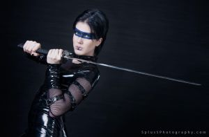I'll Cut You by BlackRoomPhoto